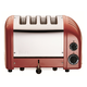 Dualit® Red Four-Slice Toaster
