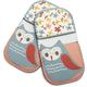 Spring Owl Mini Grip Pot Holders, Set of 2