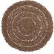 Espresso Woven Paper Placemat
