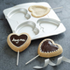 Wilton® Heart Cookie Pop Pan