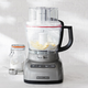 KitchenAid® Silver Food Processor, 13 cup