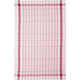 Cherry-Check Kitchen Towel
