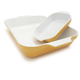 Emile Henry® Citron Lasagna Dishes, Set of 2