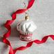 Bon Appétit Chef's Hat Ornament