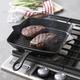 Staub® Black Grill Pan, 10