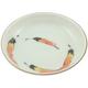 Kotobuki Round Chili Pepper Plate, 5