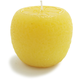 Lemon-Shaped Candle