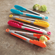 Sur La Table® Silicone-Tip Tongs