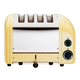 Dualit® Yellow Four-Slice Toaster