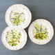 Tuscan Wildflower Dinner Plates