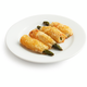 Crispy Asparagus with Asiago in Phyllo, 50-piece Tray
