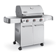 Weber® Genesis® S-310 Stainless Steel Gas Grill