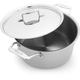 All-Clad d5 Brushed Stainless Steel Stockpot, 8 qt.