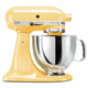 KitchenAid® Majestic-Yellow Artisan Stand Mixer