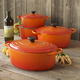 Le Creuset Signature Flame Round French Oven