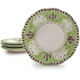 Hand-Painted Italian Plates, Frog