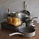 Sur La Table® Hard-Anodized Nonstick 10-Piece Set