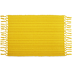 Mustard Cotton Ribbed Placemat, 19