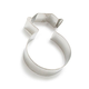 Diamond Ring Cookie Cutter, 3.75