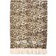 Pink Leopard Vintage-Inspired Kitchen Towel, 28