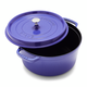 Staub Marin-Blue Round Cocotte
