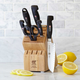 Zwilling J.A. Henckels® Four Star 7 Piece Block Set