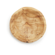 Enrico Round Rustic Wood Plate