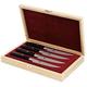 Shun Elite Steak Knives, Set of 4