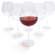 Schott Zwiesel® Diva Light-Bodied Red Wine Glasses, Set of 6