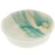 Kotobuki Round Flowing Brushstrokes Dip Dish