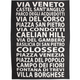 Rome Attractions Towel