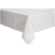 White Antique Lace Tablecloths