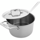 All-Clad® d5 Brushed Stainless Steel Saucepans