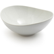 Blanc Oval Swoop Bowls