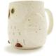 Kotobuki White Owl Mug