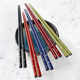 Kotobuki Dragonfly Chopsticks, Set of 5 Pairs