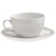Revol Grand Classiques Lipari Breakfast Cup and Saucer