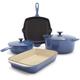 Le Creuset® Cobalt 6-Piece Classic Cookware Set