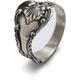 Victorian Flatware Napkin Ring