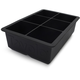 Black King Cube Ice Tray