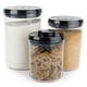 OXO® Good Grips POP Round Storage Canisters, Set of 3