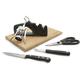 Wüsthof® Gourmet Six-Piece Kitchen Starter Set