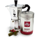 Moka Pot Coffee Gift Set