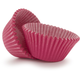 Solid-Pink Bake Cups, Set of 40