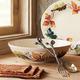 Tuscan Leaves Serving Bowl, 13½