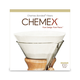 Chemex Pre-Folded Coffee Filters, Set of100