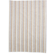 Cobalt-Striped Kitchen Towel