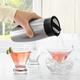 Flip-Top Cocktail Shaker by Metrokane