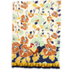 Wallpaper Floral Vintage-Inspired Kitchen Towel