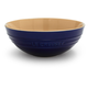 Le Creuset® Indigo Serving Bowl, 3.1 qt.